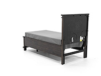 Sawyer Twin Panel Storage Bed