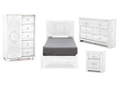 Hanna 4-pc. Twin Bedroom Set
