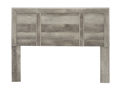 Essential Gray Full/Queen Headboard