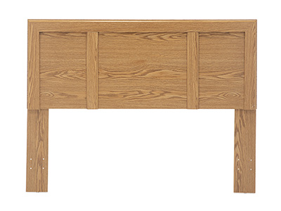 Essentials Oak Full/Queen Headboard