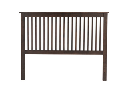 Stratford Queen Chocolate Headboard