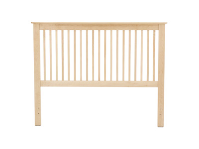 Stratford Queen Natural Headboard