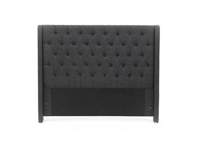 Trieste Queen Upholstered Bed Steinhafels