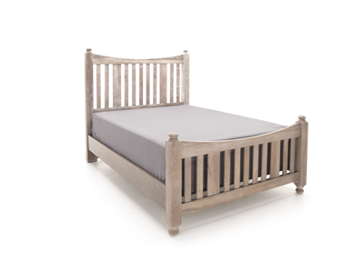 Maple Road Queen Slat Bed