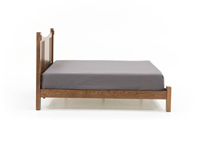 Heartland Full Slat Bed w/Low Profile Footboard