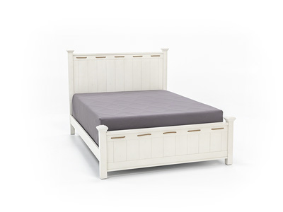Harbor House Queen Panel Bed