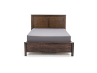 "Witmer Taylor J Cherry Queen Storage Bed W/52"" Headboard"