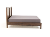"Witmer Taylor J Queen Panel Bed with 52"" Headboard"