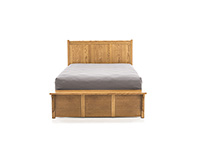 Witmer American Mission #38 Queen Panel Bed