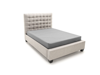 Sugar Shack Queen Upholstered Bed