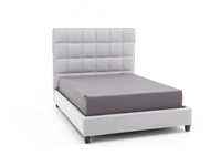 Loft Upholstered Queen Bed