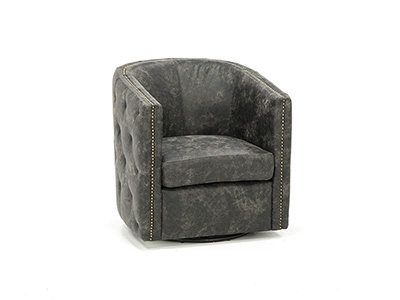 Matrix Swivel Accent Chair