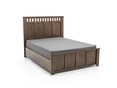 Witmer Kennan King Panel Bed