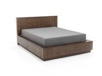 Cascade King Panel Bed