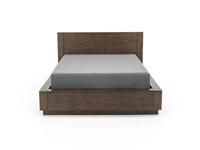 Direct Designs® Cascade King Panel Bed
