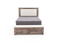 Concord King Storage Bed