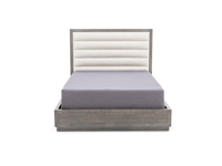 Cary King Upholstered Bed