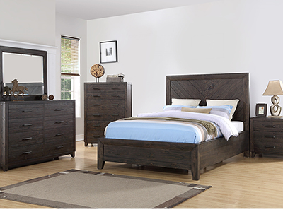 Direct Designs® Aria King Panel Bed