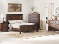 Brentwood King Panel Bed