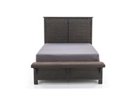 Newtown King Panel Bed