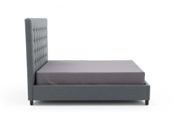 Lewis King Upholstered Bed