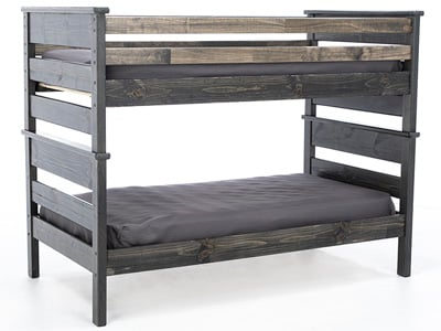 Laguna Twin Over Twin Bunk Bed