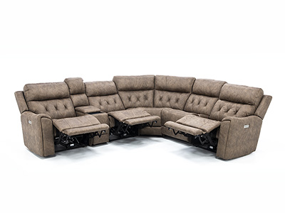 Canyon 6 Pc. Fully Loaded Sectional