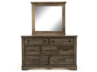 Cool Rustic Mirror