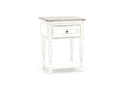 CHARLESTON 1-DRAWER NIGHTSTAND