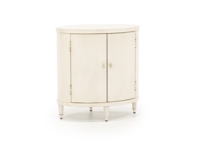 HGTV Oval Nightstand