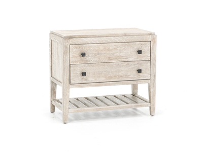 Trails 2 Drw Nightstand