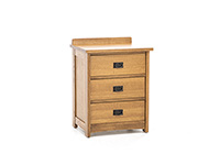 Witmer American Mission #38 Nightstand
