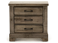 Cool Rustic Nightstand