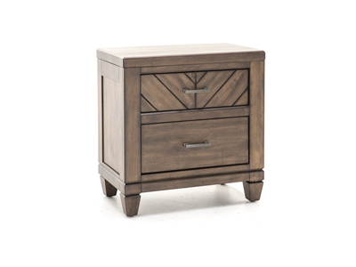 Modern Country Nightstand