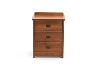 American Mission Nightstand