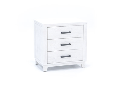 Direct Designs® Aria White Nightstand