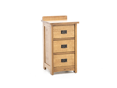 Witmer American Mission #38 Slim Nightstand
