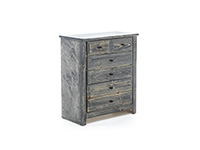 Laguna Five Drawer Chest