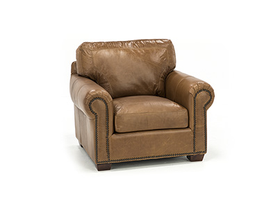 Cedar City Leather Chair