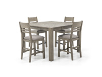 Hillcrest 5-pc. Counter Height Dining Set