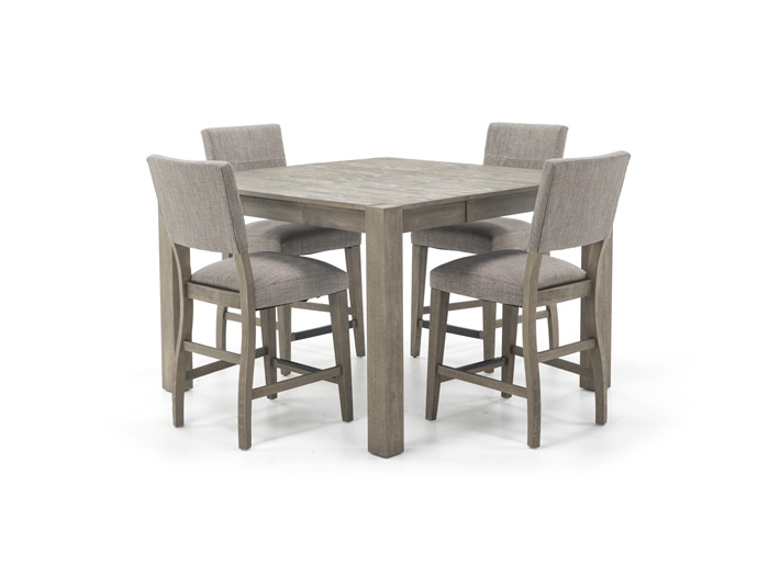 Hillcrest 5 Pc. Counter Height Dining Set