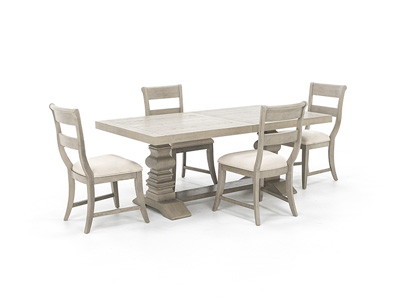Direct Designs® Riverdale 5-pc. Dining Set