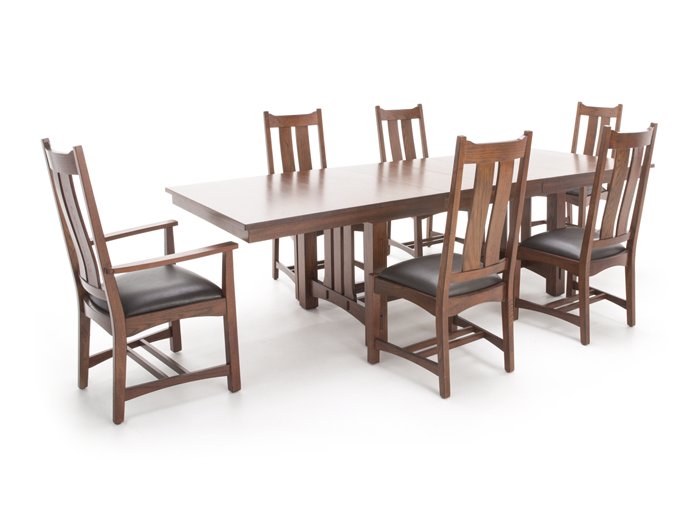 Oak Park 7 Pc. Dining Set