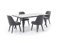 American Retro 5-pc. Dining Set