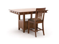 Direct Designs® Bungalow 5-pc. Counter Height Dining Set