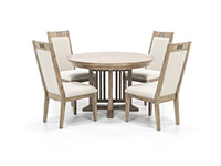 Reflections 5-pc. Dining Set