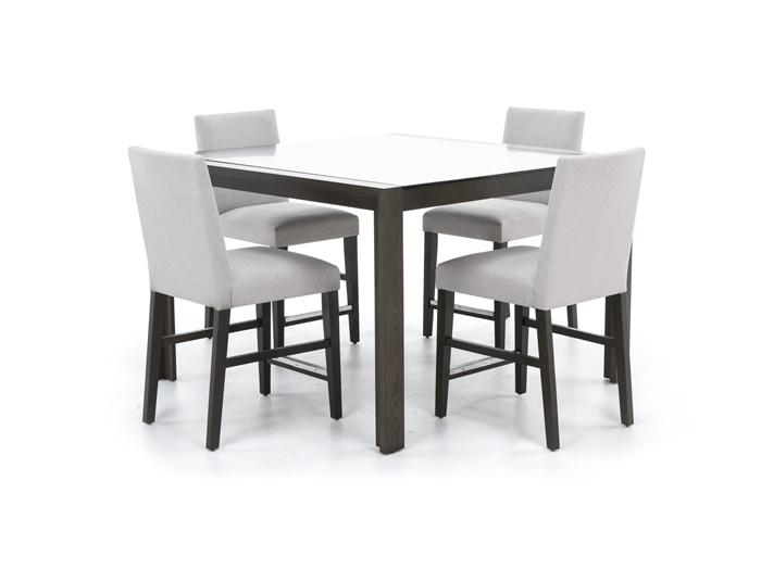 Counter Height Parsons TableMore Views Ligo Products 5  : 6033PKG42700x524A from algarveglobal.com size 700 x 524 jpeg 70kB