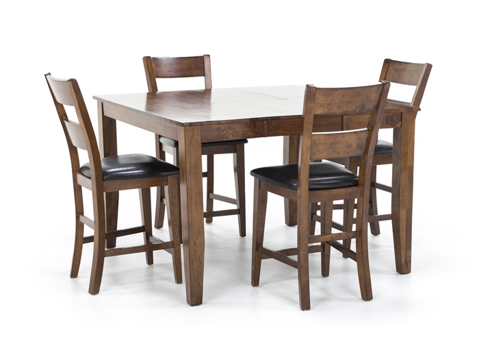 Amber 5-pc. Counter-Height Dining Set