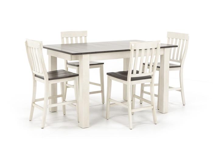 Mariposa 5-pc. Counter Height Dining Set | Steinhafels