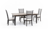 Plank Road 5-pc. Dining Set